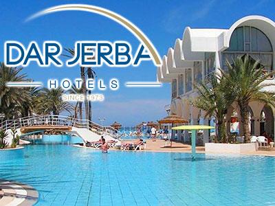 Le complexe Dar Jerba Hotels refera briller l'île avec sa réouverture cet été