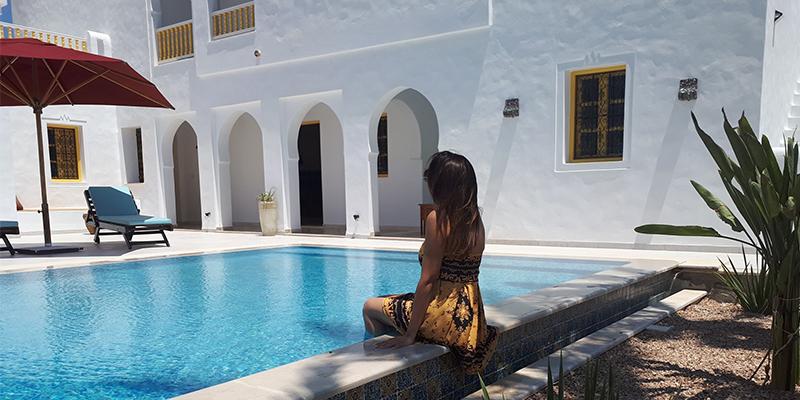 En photos: découvrez Dar Eljerbi, la nouvelle maison d'hôtes à Djerba