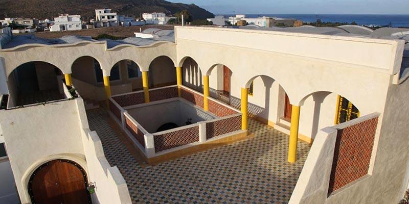 En photos : découvrez Dar Enesma , une maison d'hôtes à El Haouaria