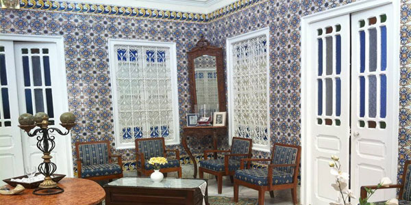 Les palais de la Médina de Tunis, nos 7 coups de coeur