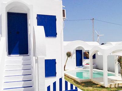 Dar Yasmine, une maison d'hôtes portée par le souffle des éoliennes d'El Haouaria