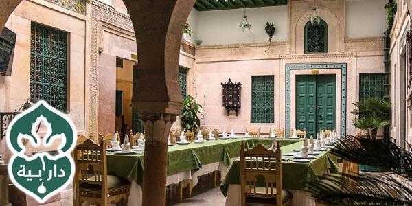 Dar Baya...luxe et charme authentique d'un très bel hôtel au sein de la Médina de Sfax