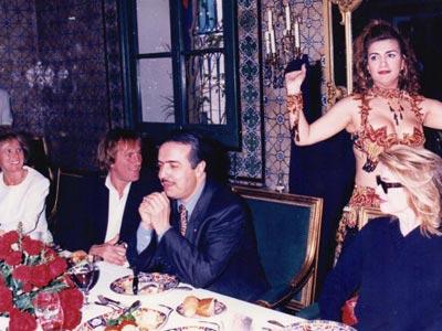 Quand le Must était un diner au Dar El Jeld Tunis