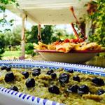 Iftar à Dar El Habayeb au bord de la piscine à Mornag