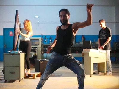 En vidéo : Quand une harpiste française s'entoure d'artistes tunisiens pour son clip