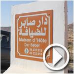 En vidéo : Visite de Dar Saber, maison d'hôtes située à Zammour, Béni Khédache