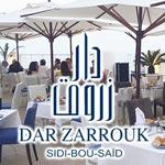 On a testé, un iftar surplombant la colline de Sidi Bousaid au Dar Zarrouk