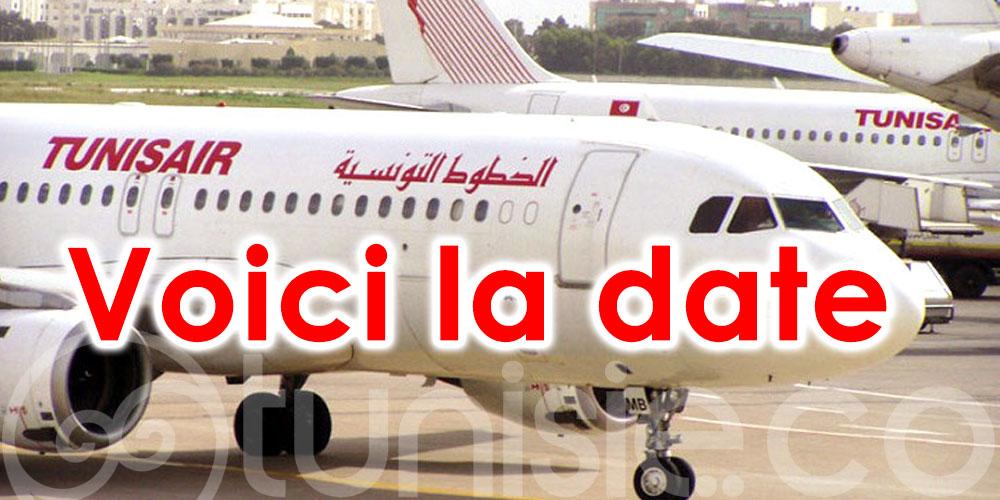Tunisair reprend ses vols vers les aéroports de la Libye