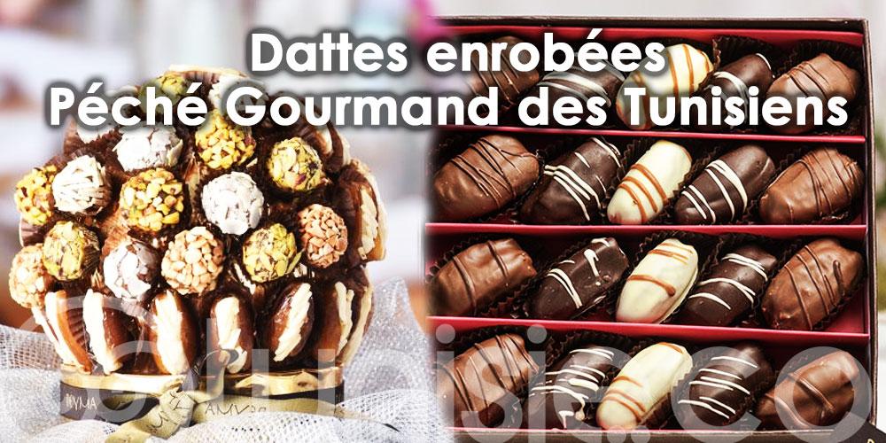 Dattes enrobées, le péché gourmand des Tunisiens
