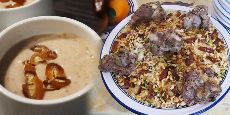 Amateurs de dattes, voici 12 recettes tunisiennes à base de Degla