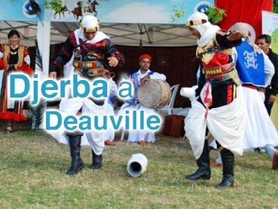 Djerba s'invite à l'Hippodrome De Clairefontaine Deauville du 16 au 18 août