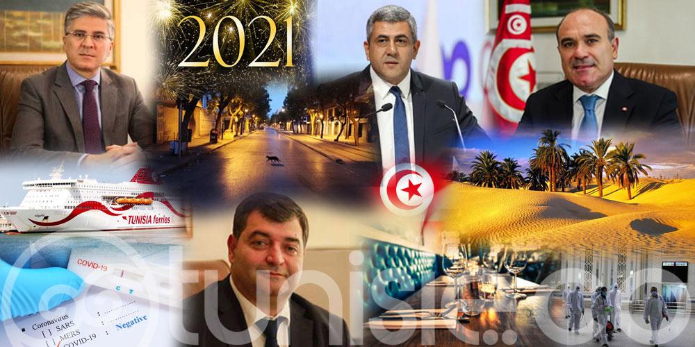 Top décisions impactantes sur le tourisme tunisien en 2020