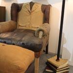 Art de vivre : espace de décoration d'intérieur au salon de l'artisanat 2013