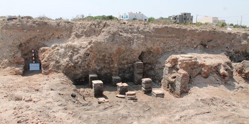 Découverte de deux statues de déesses romaines au Cap Bon