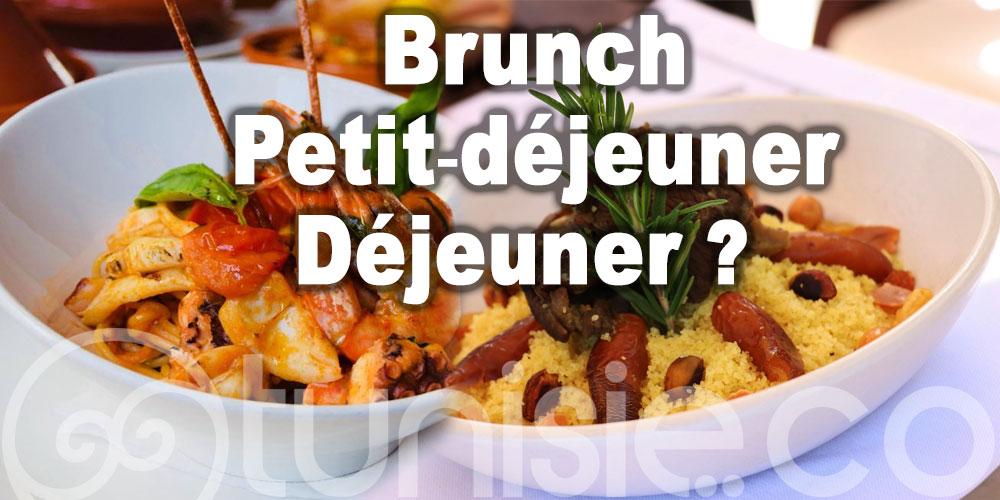 Vous êtes plutôt petit-déjeuner, brunch ou déjeuner ?