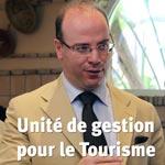 Démarrage de l'unité de gestion pour le Tourisme en septembre