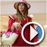 Vidéo : Défilé de mode traditionnel aux journées du patrimoine et de l'artisanat 2012