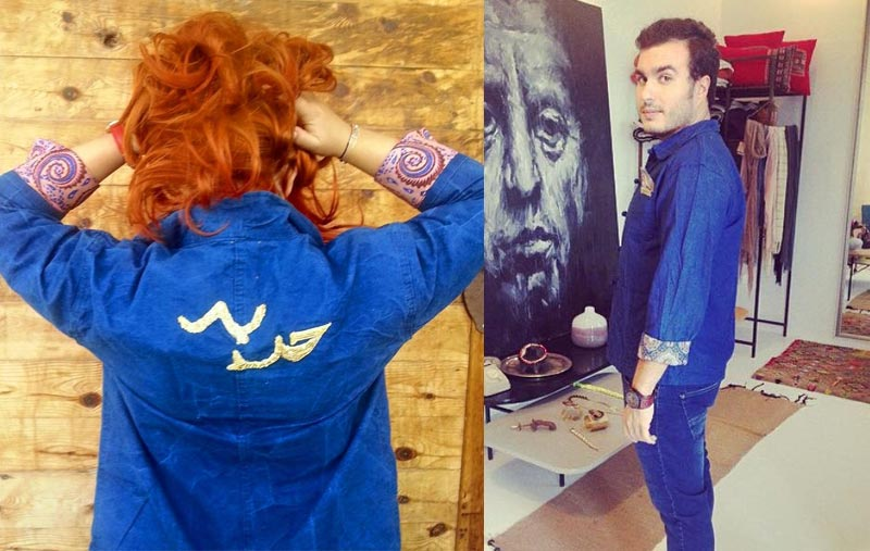 Vente veste jean femme tunisie