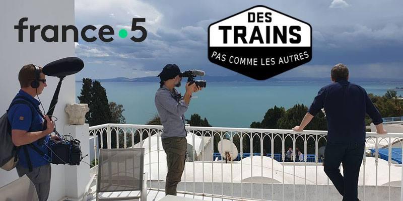 Bande-annonce Des Trains Pas Comme Les Autres en Tunisie