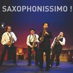 Les saxophonistes 'Désaxés' en tournée en Tunisie du 11 au 15 décembre