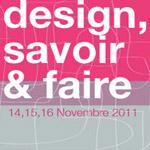 Ateliers : Design, Savoir & Faire du 14 au 16 à Tunis