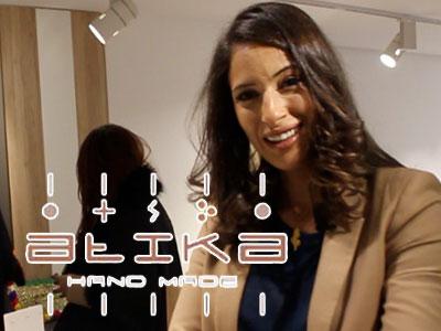 En vidéo : Découvrez les nouveautés de la marque Atika Handmade avec la créatrice Mariem Sraieb