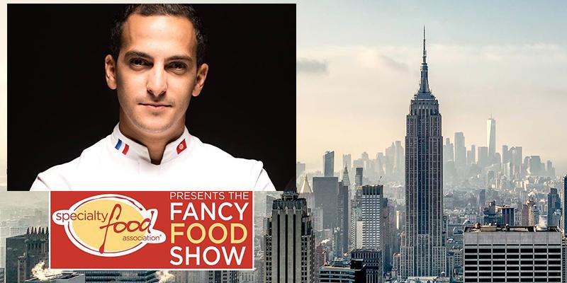 Le Chef Ali Dey Dali porte les couleurs de la Tunisie à New-York