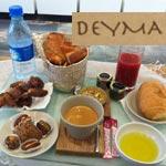 Deyma : Petit-déjeuner et atelier de confection de bijoux à l'occasion de la fête des mères