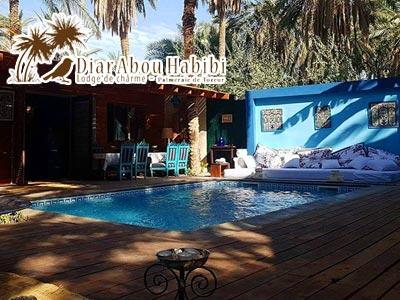 En photos : Découvrez le nouvel espace commun et la piscine à Diar Abou Habibi