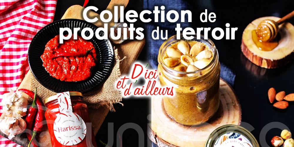 D'ici et d'ailleurs : Une collection de produits du terroir
