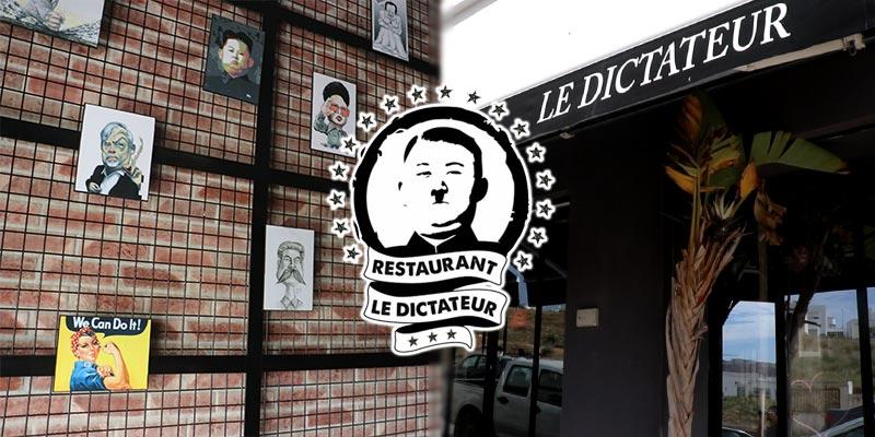 En vidéo : Découvrez le restaurant LE DICTATEUR, plus qu'un nom, un concept
