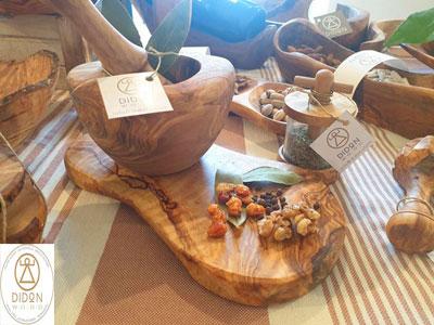 Didon Wood, le bois d'olivier beau et utile !