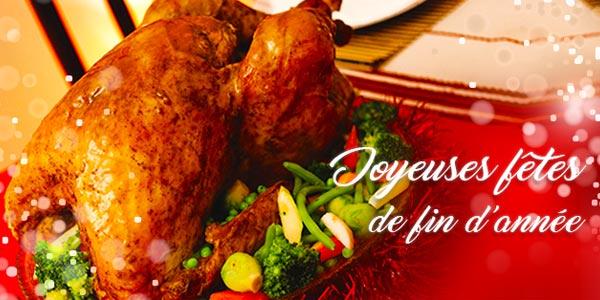 Le dîner du réveillon à emporter ? Les adresses Tunisie.co
