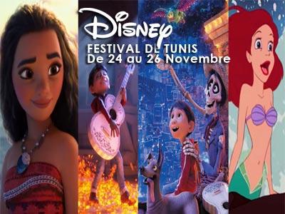 Disney célèbre 90 ans de création à travers le Disney Festival de Tunis
