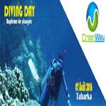Diving Day : Baptême de plongée le 7 Août à Tabarka
