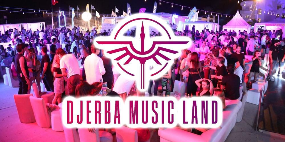 Découvrez le Line-up du DJERBA MUSIC LAND du Radisson Djerba