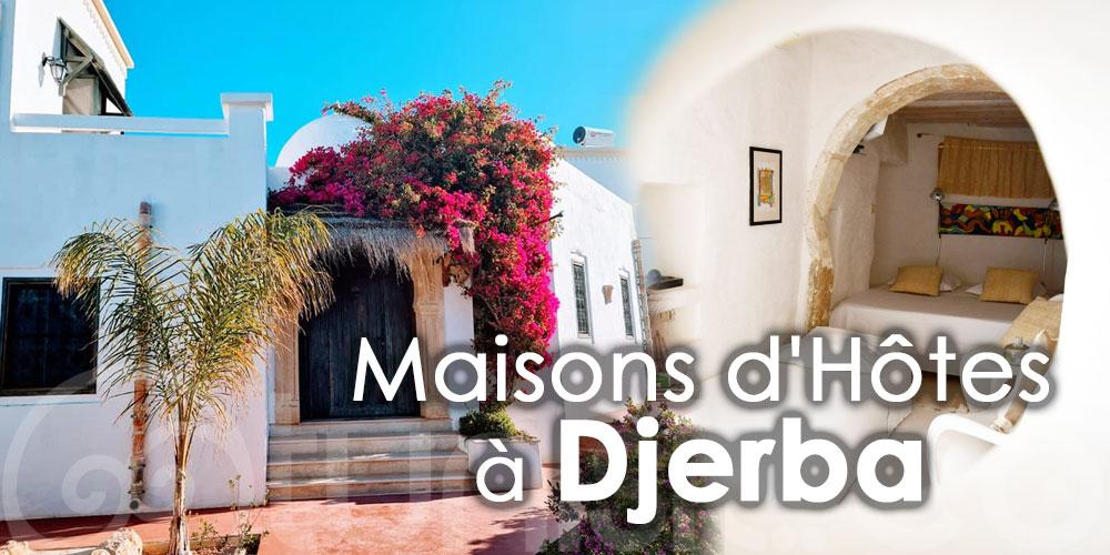 Djerba, où le charme des Maisons d'Hôtes