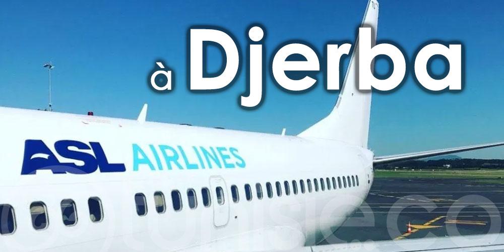 ASL Airlines France repart à Djerba cet été