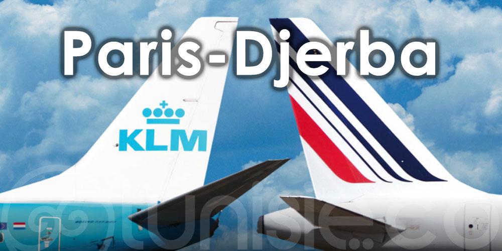 Air France-KLM : La ligne Paris-Djerba sera prolongée sur la saison hiver 2021