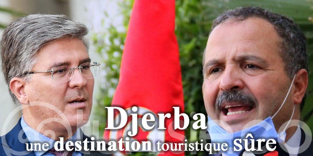 L'île de Djerba, une destination touristique sûre