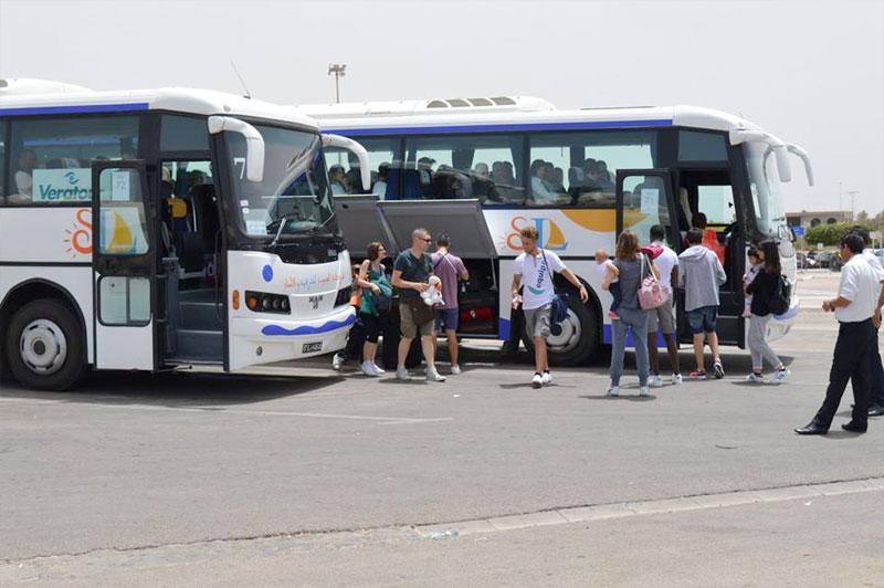 مطار جربة جرجيس يستقبل أولى الرحلات الأسبوعية القادمة من مدينة ميلانو الايطالية