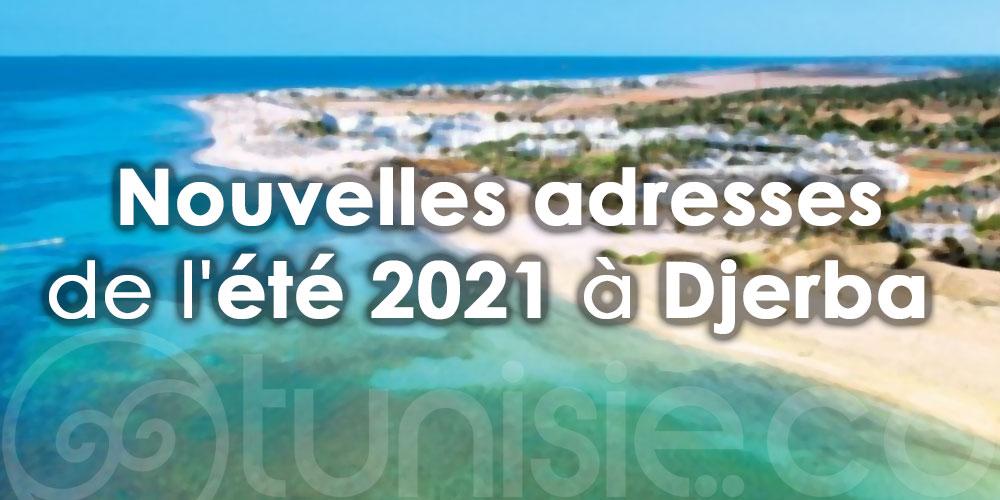 Les nouvelles adresses de l'été 2021 à découvrir à Djerba !