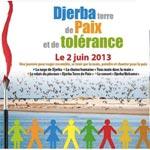 Djerba terre de paix et de tolérance, le 2 juin 2013
