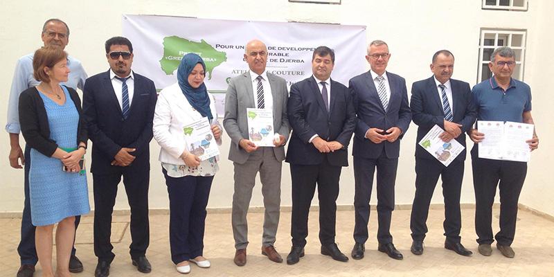 توقيع ميثاق التنمية المستدامة لجزيرة جربة