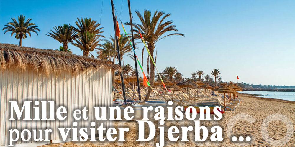 Djerba pour un séjour à la mer en automne