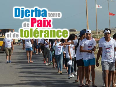 La Belgique et la France s'associent au festival 'Djerba terre de paix et de tolérance'
