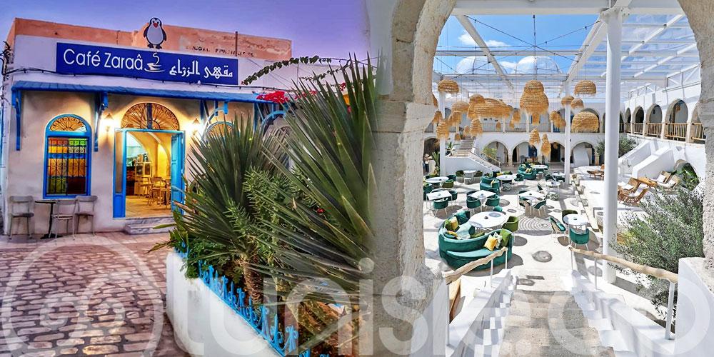 Une pause café à Djerba : TOP adresses