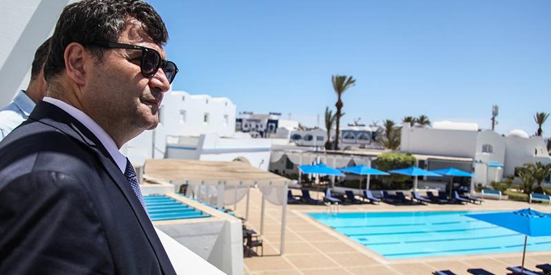 En images: Réouverture des hôtels Dunes et Haroun à Djerba