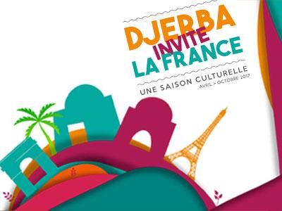 'Djerba invite la France', lancement d'une saison culturelle franco-tunisienne sur l'île
