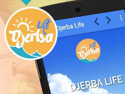Djerba life une appli qui donne l'actus et l'état du bac de Djerba